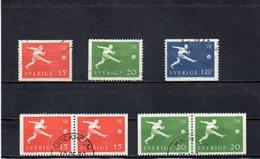 SUEDE 1958 O - Suède