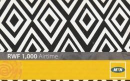 PREPAID PHONE CARD RWANDA (PY861 - Rwanda