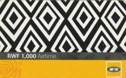 PREPAID PHONE CARD RWANDA (PY865 - Rwanda