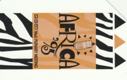 PHONE CARD SUDAFRICA (PY941 - Sudafrica