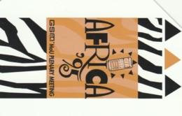 PHONE CARD SUDAFRICA URMET (PY993 - Sudafrica