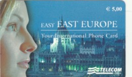 PREPAID PHONE CARD ITALIA TELECOM -NEW (PY1093 - Italie