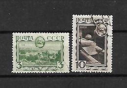 1933 - N. 473/74 USATI (CATALOGO UNIFICATO) - 1923-1991 URSS