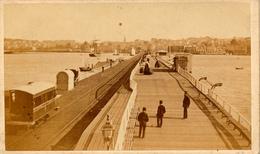 CDV, Whitby, Ryde Pier, Jabez Hughes - Fotos