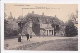 CP 45 MONTCRESSON Chateau De La Forêt - Other Municipalities