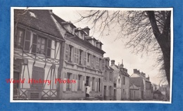 Photo Ancienne Snapshot - ARGENTAN - Maison De Madame & Monsieur CHEVALIER - 2 Mai 1932 - Orne - Lieux