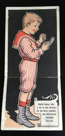 Pastilles Toux Soler Chromo Systeme Enfant Malade Costume Marin - Other