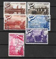 1947 - N. 1144/49 USATI (CATALOGO UNIFICATO) - 1923-1991 URSS