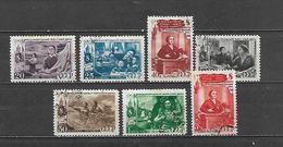 1949 - N. 1311/17 USATI (CATALOGO UNIFICATO) - 1923-1991 URSS