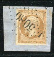 Superbe N° 13B - Cachet GC 5080 ( Bureau Français D'Alexandrie - Egypte ) - 1853-1860 Napoléon III
