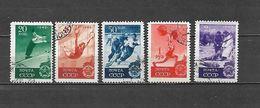 1949 - N. 1396/400 USATI (CATALOGO UNIFICATO) - 1923-1991 URSS