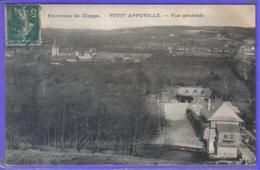 Carte Postale 76. Petit Appeville  Très Beau Plan - Autres Communes