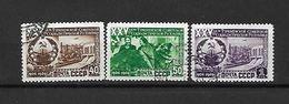 1950 - N. 1441/43 USATI (CATALOGO UNIFICATO) - 1923-1991 URSS