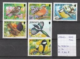 Jersey 2007 - Yv. 1339/44 Postfris/neuf/MNH - Jersey