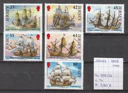 Jersey 2009 - Yv. 1517/22 Postfris/neuf/MNH - Jersey