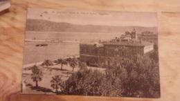20 CORSE AJACCIO HOTEL DE VILLE ET SQUARE NAPOLEON 1930 - Ajaccio