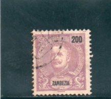 ZAMBESIE 1898-1901 O - Zambèze