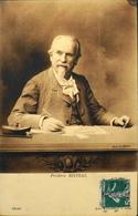 C.P.A. - Frédéric MISTRAL à Son Bureau - TBE - Ecrivains