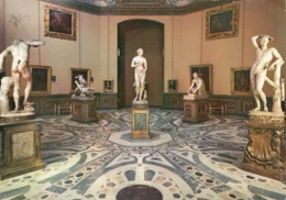 Firenze Galleria Degli Uffizi La Tribuna - Sculture