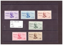ITALIE - No Michel 514-519 **  ( MNH / SANS CHARNIERE ) COTE: 85 € à10% COTE!! - WARNING:!!NO PAYPAL! - 1900-44 Victor Emmanuel III