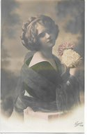 L170A817 -  Portrait De Jeune Femme, Jolie Coiffure -  Fauvette  N°1108 - Women