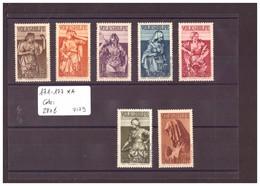SAARGEBIET - No Michel 171-177 **  ( MNH / SANS CHARNIERE ) COTE: 280 € à10% COTE!! - WARNING:!!NO PAYPAL! - 1920-35 Saargebied -onder Volkenbond