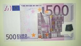 EURO-GERMANY 500 EURO (X) R003 Sign DUISENBERG - EURO