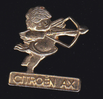 62515-  Pin's-Ange.arc.citroen AX - Citroën