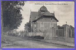 Carte Postale 77. Nanteuil  Pharmacie Ebener  Route De Meaux Très Beau Plan - France