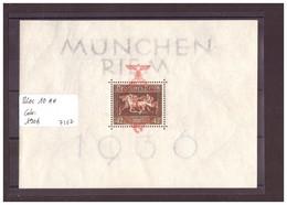 DEUTSCHES REICH - No Michel BLOC 10 **  ( MNH / SANS CHARNIERE ) COTE: 190 € à10% COTE!! - WARNING:!!NO PAYPAL! - Duitsland