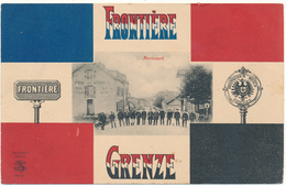 AVRICOURT  - Frontière Franco Allemande - Frankreich