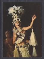 CPM Tahiti #343 - Danseuse Polynesienne - Tahiti