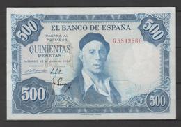 ESPAÑA BILLETE ESPAÑOL 50 PESETAS 22.06.1954 MUY BIEN CONSERVADO(C.B.) - Sin Clasificación