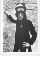 Photo De D. McCULLIN John Lennon A Mad Day In London Printemps été 1968 - Personalità