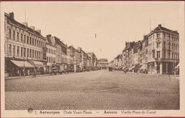 Antwerpen Oude Vaartplaats Vaart Plaats Vieile Place De Canal (In Zeer Goede Staat) - Antwerpen