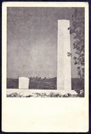 CROATIA - HRVATSKA - BERAM  PAZIN - SPOMENIK PARTIZANIMA - 10 Y The Liberation Of Istria - 1953 - Croatia