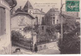 33 ISLE SAINT GEORGES Villa Verdelet - Frankreich