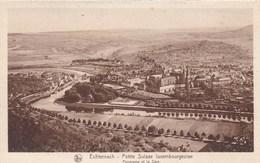 Echternach, Petite Suisse Luxmbourgeoise, Panorama Et La Sûre (pk68531) - Echternach
