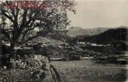 Espagne - Tenerife - Vilaflor En 1927 - Timbre Perforé FSB - Tenerife