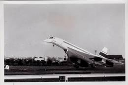 Photo : Aviation Commerciale Premier Décollage De Concorde 001 à Toulouse 2/03/1969 Ph USIAS - Aviation