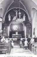 49 - Maine Et Loire -  CHERRE - Interieur De L Eglise - France
