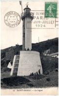 22 SAINT-BRIEUC - Le Légué - Phare - Saint-Brieuc