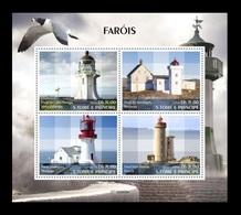 Sao Tome And Principe 2019 Mih. 8539/42 Lighthouses MNH ** - Sao Tome And Principe