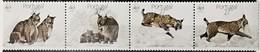 1988 WWF Die Schwarze Litschi Satz Postfrisch** - Unused Stamps