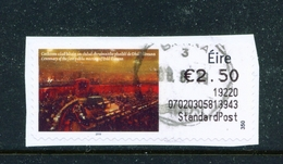 IRELAND  -  2019 Dail Centenary Post And Go SOAR CDS Used As Scan - 1949-... Republic Of Ireland