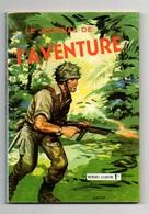 Petit Format Le Journal De L'aventure N°28 Johnny Ne Perd Jamais - Jack Bip's En 1968 - Petit Format