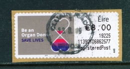 IRELAND  -  2019 Be An Organ Donor Post And Go SOAR CDS Used As Scan - 1949-... Republic Of Ireland