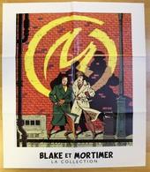 POSTER - BLAKE ET MORTIMER - La Collection - Affiches & Offsets