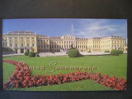 Österreich- Vereinte Nationen Wien 3. UNO-Markenheftchen Mit 6 Blättern Je 4 - 6 Marken - Carnets