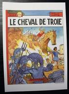 EX-LIBRIS - MARTIN - ALIX - Le Cheval De Troie - Ex-libris